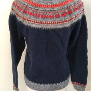 Gap Sweaters Sale Multi Color Zip Icelandic Sweater Xl Poshmark